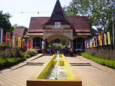 Taman Mini Malaysia Mini Asean Kwong Fei S Blog