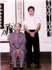 Sifu Crivellari y Sifu Moy Yat