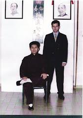 Sifu Crivellari y Sifu Imamura