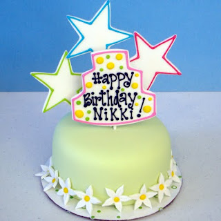 Birthday Cake Images With Name Nikki : Under the Dome - Under the Dome Birthdays Happy Birthday ...
