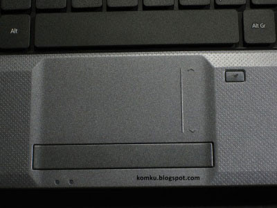 aspire 4740g touchpad