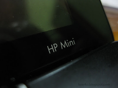 HP Mini 1000 - 1