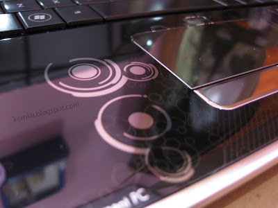 hp pavilion dv2 touchpad
