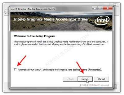 intel gma 950 windows 7 driver