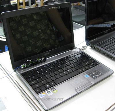 Acer Aspire Timeline 3810
