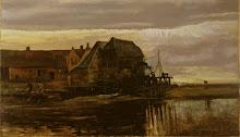 Van Gogh...Water Mill at Gennep 2