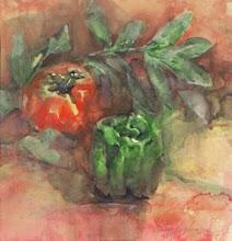 Tomato, Pepper & Sage