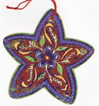 Folk Art Star