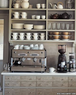 Pretty Little Things For Home & Life: Martha's Kitchen