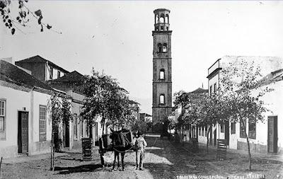 Fotografías antiguas de nuestras ciudades. 1_Camino+la+noria+1893