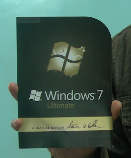 Windows 7 Signature Edition Case