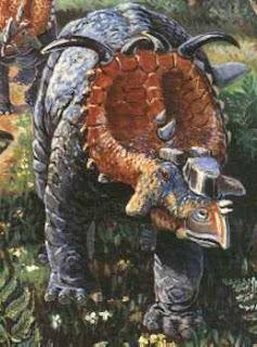 10 Dinosaurus Bertanduk Paling Spektakuler [ www.BlogApaAja.com ]
