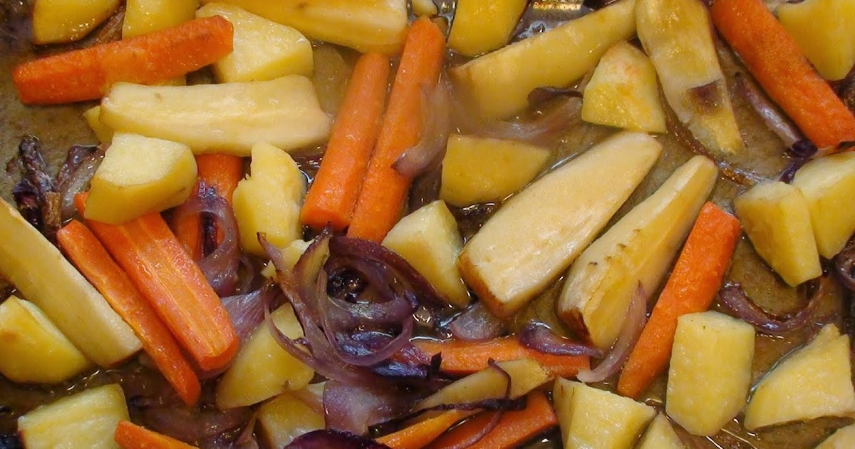zsuzsa is in the kitchen: OVEN ROASTED VEGETABLES