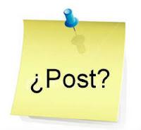Como destacar entradas en Blogger