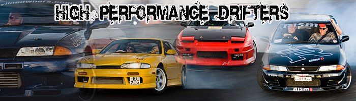 High Performance Drifters