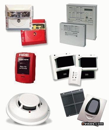 Sistemas de comunicacion y seguridad alarmas contra incendio - Sistemas de seguridad contra incendios ...