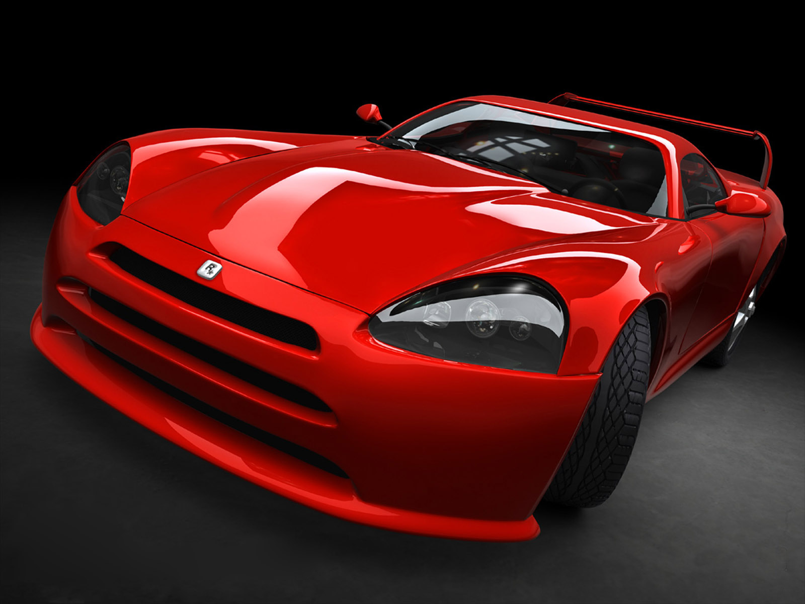CAR SPORT: Red Cars Wallpaper