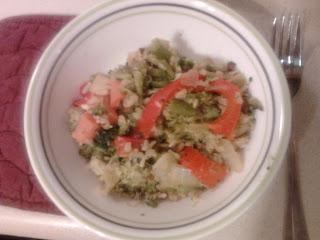 Vegetarian House Fried Rice Recipe 6