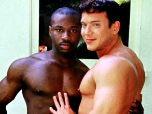 Gay Interracial Relationship