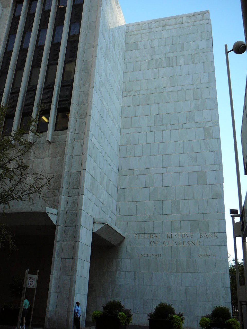 Federal Reserve Tour Cleveland