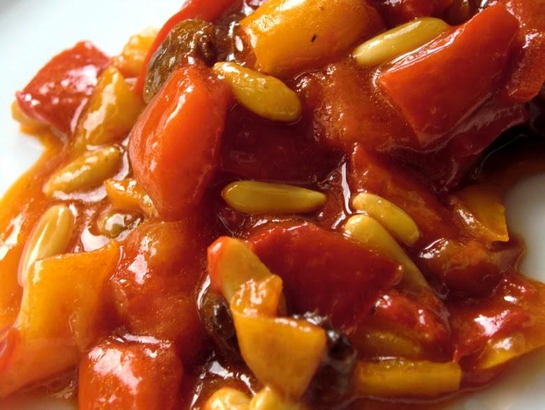 Ricette senza colesterolo peperoni del sultano - Cucinare i peperoni ...