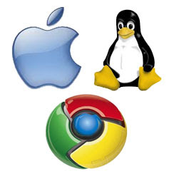 Google Chrome Mac ve Linux Full Sürüm