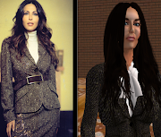 Sabrina Ferilli; A Study In Second Life Fashion Design (sabrina ferilli ba study in second life fashion design)