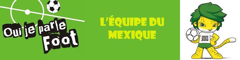 L'Équipe de Football du Mexique