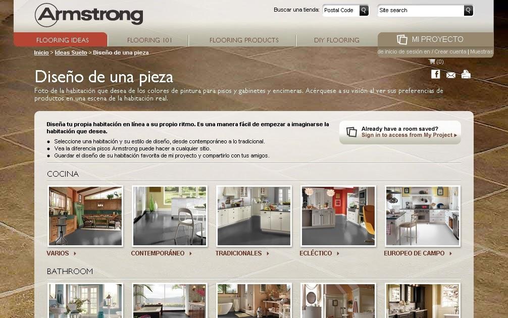 Dise ar una habitaci n cocina sala o ba o remodelaciones for Decorador virtual hogar