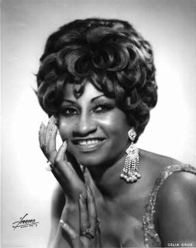 Celia Cruz - Sazon