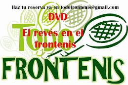 DVD El Revés en el frontenis