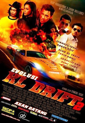 Ahli Fiqir, Moots Shuvit, James Baum & Syamsul Yusof - OST Evolusi KL Drift 2 MP3