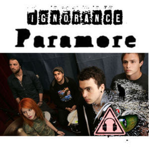 Paramore - Ignorance Lyrics