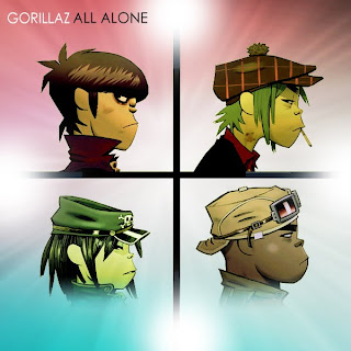 Gorillaz - All Alone Lyrics