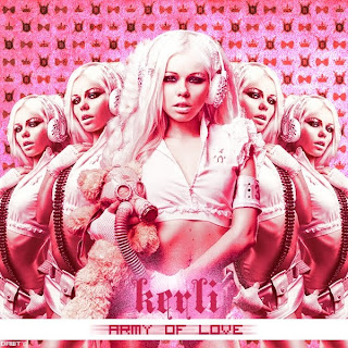 Kerli - Army Of Love Lyrics