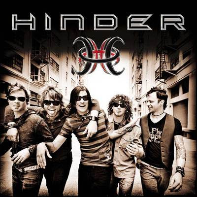 Hinder Album Cover Girl Hinder Album Cover Hinder