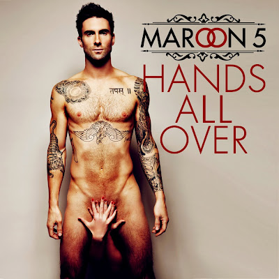 Maroon 5 - Hands All Over Lyrics