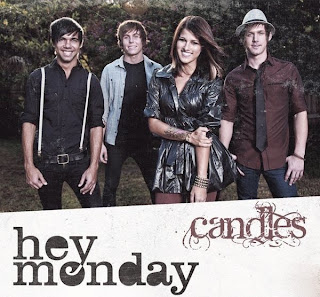 Hey Monday - Candles Lyrics