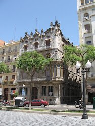 """Сграда в стил """"модерн"""" в Тарагона"""