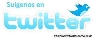 Suiganos en twitter