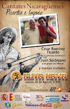 Concierto Cantares Nicaraguenses