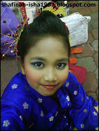 Anak Manja Kami, Shafinah