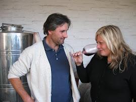 """Catando """"UN LUGAR EN LOS ANDES"""" el primer """"vin de garage"""" de Tupungato"""