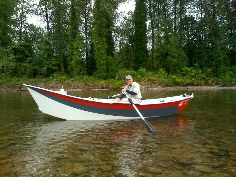 Northwest fly fishing clackacraft driftboats for Northwest fly fishing outfitters