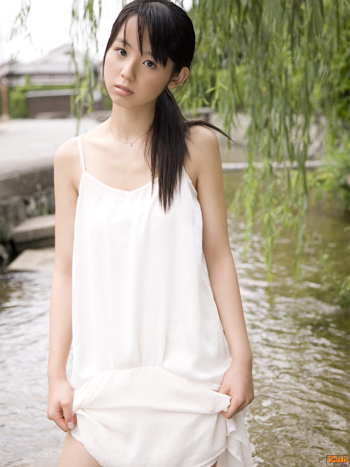 2011 Rina Koike in 3 cute dress ~ khmergayonly
