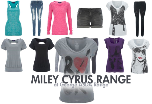 Miley cyrus clothing line online shop