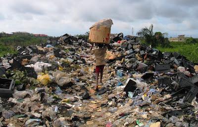 African Electronics Dump