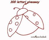 """Giveaway """"300 lettori"""" di... Coccinelle"""