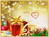 """Merry Crhistmas """"il grande cuore di Gabe"""" di... Colori e Parole di Gabe"""