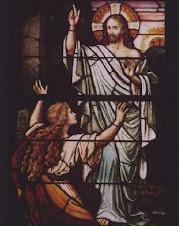 María Magdalena con Jesús